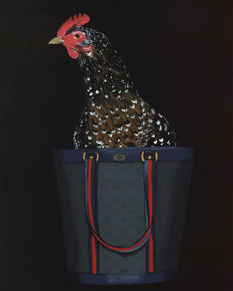 SPECKLED SUSSEX IN GUCCI