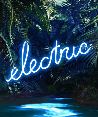 DISCO IN THE JUNGLE: ELECTRIC BLUE