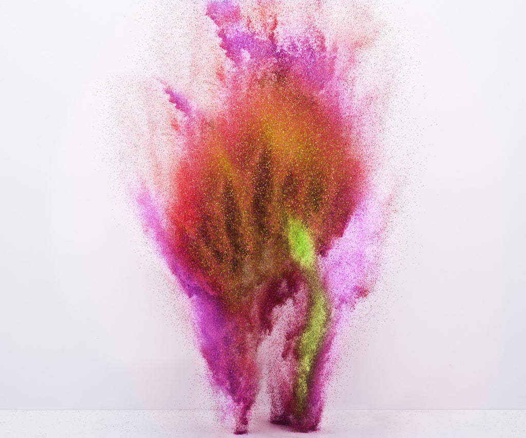 EXPLODING POWDER MOVEMENT: RED