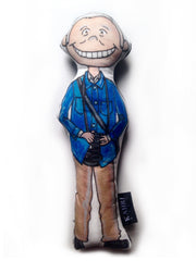 BILL CUNNINGHAM DOLL