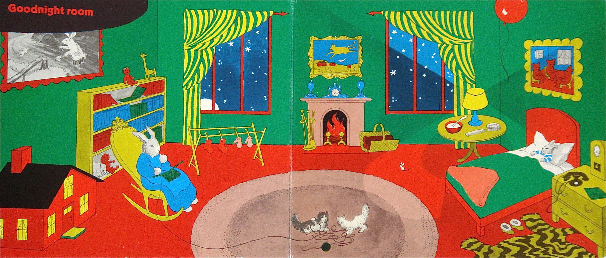 LITTLEREADER GIFT SET - GOODNIGHT MOON – ArtStar