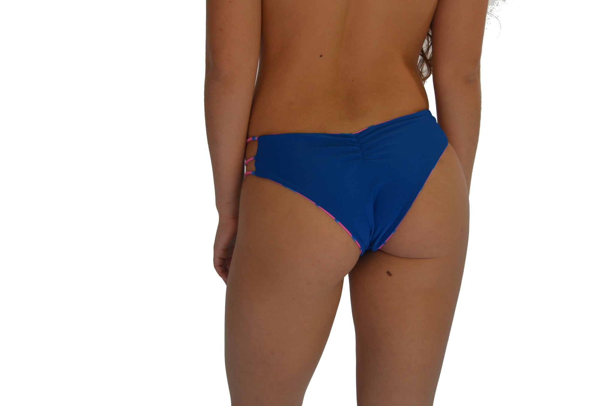 Anchor Bottom in Blue Jelly
