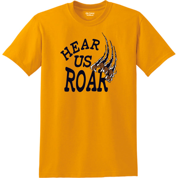 Mesa MS Basic Roar  Tee- Matte or Glitter