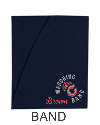 Chap Band Blanket in 3 Designs- Matte or Glitter