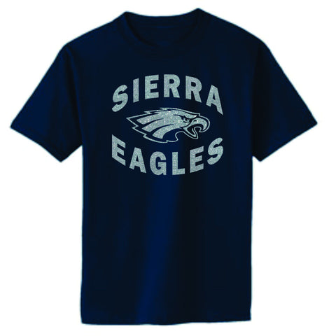 Sierra Staff Basic Tee- Circle Design