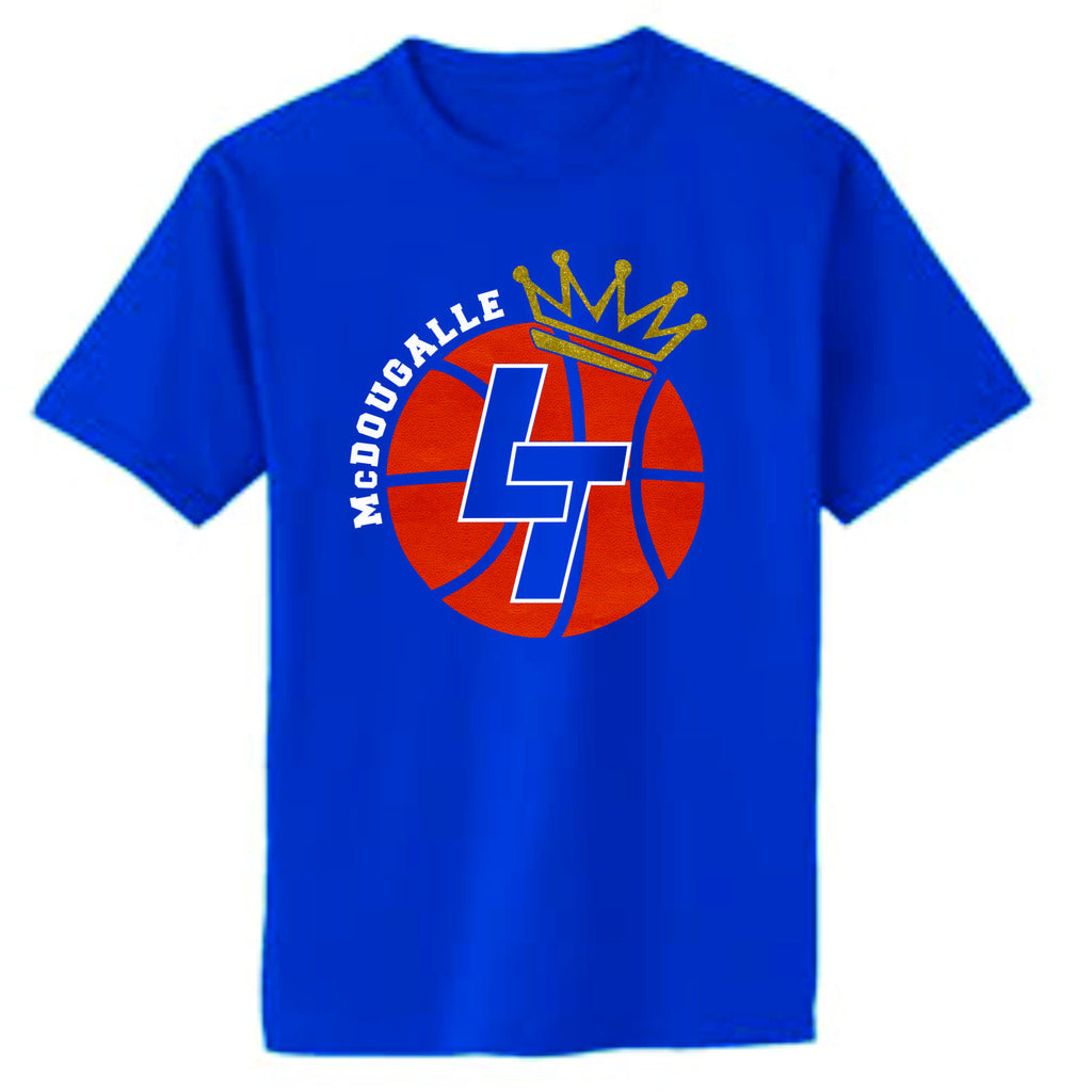 Legend GC Basketball Custom Tee