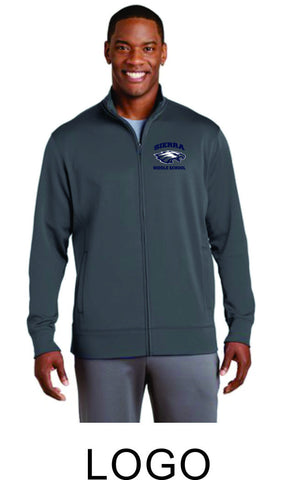 Sierra Staff Full Zip Jacket- Unisex- 3 Designs