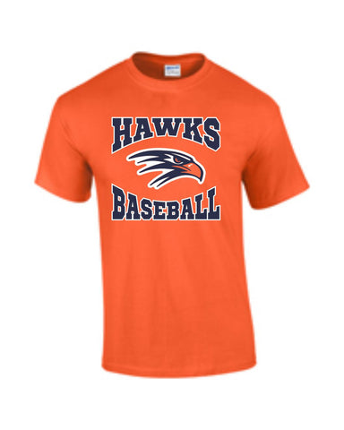 Hawks Baseball Basic Tee