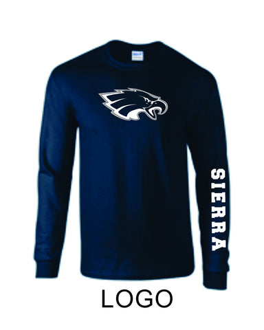 Sierra Long Sleeve Tee- 4 Designs