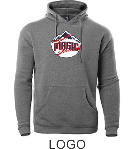 Magic Unisex Basic Hoodie- Matte or Glitter