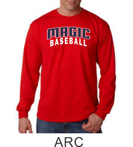 Magic Long Sleeve- 3 Designs