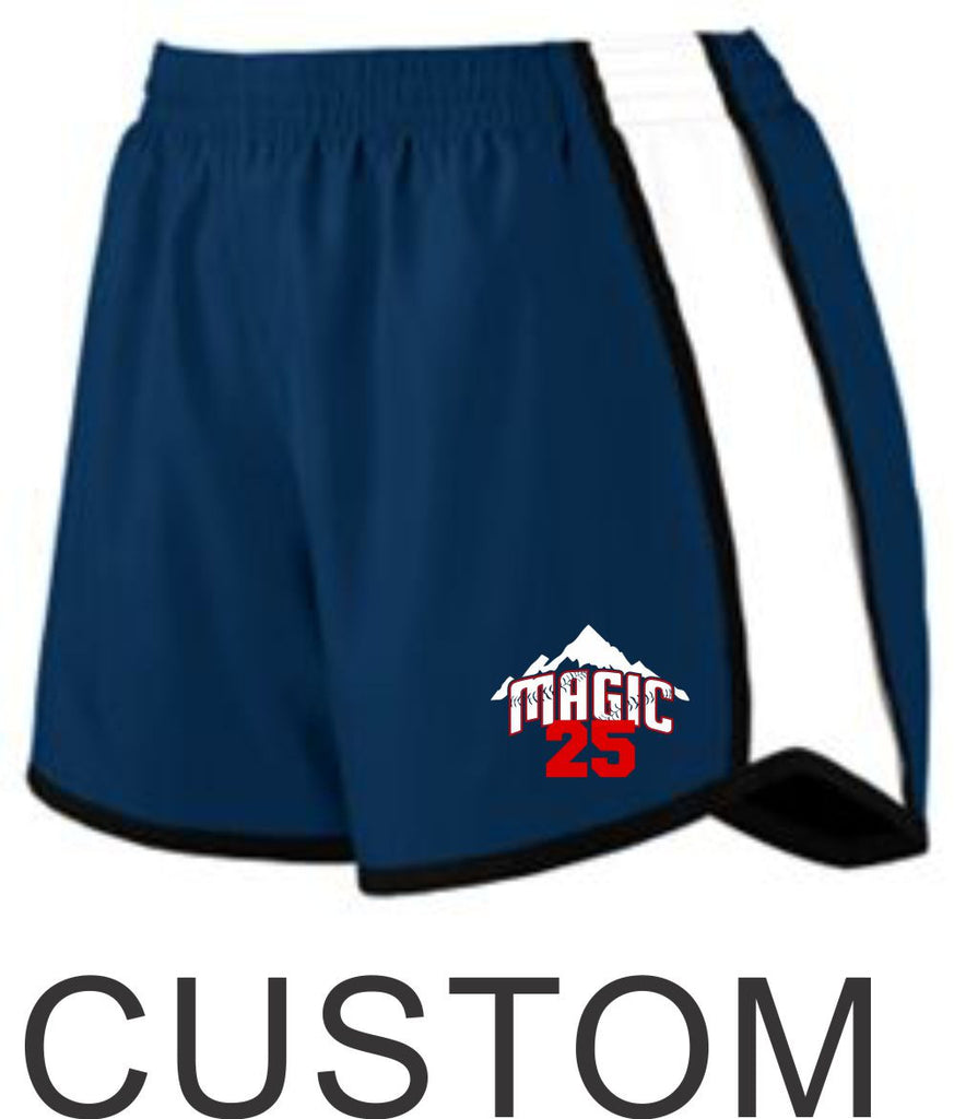 Magic Ladies/Girls Running Shorts- 2 designs