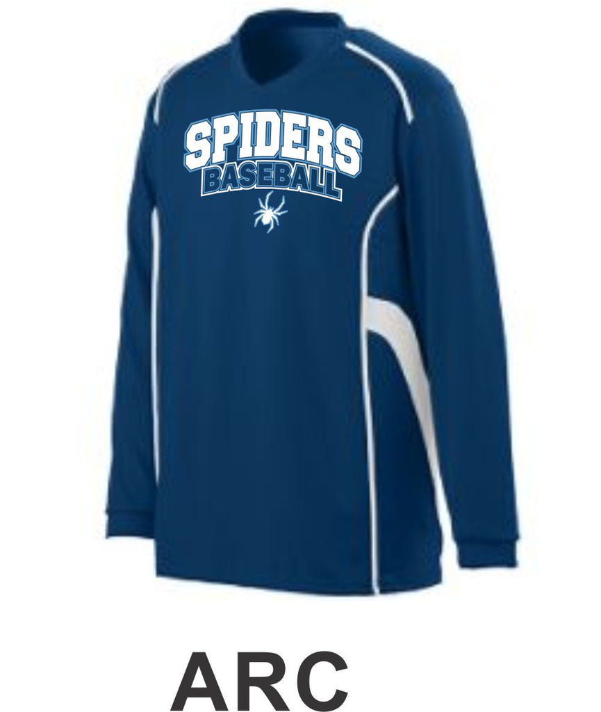Spiders Long Sleeve Wicking Jersey- 4 Designs