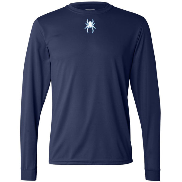 Spiders Wicking Long Sleeve Fear Tee
