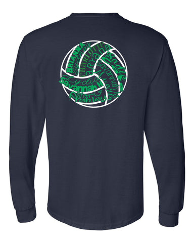 CVA Long Sleeved Team Tee