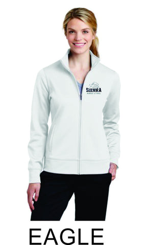 Sierra Staff Full Zip Jacket- Ladies- 3 Designs