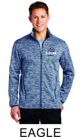 Sierra Staff Heathered Jacket- Unisex- 3 Designs