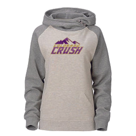 CO Crush Ladies Asymmetrial Hoodie