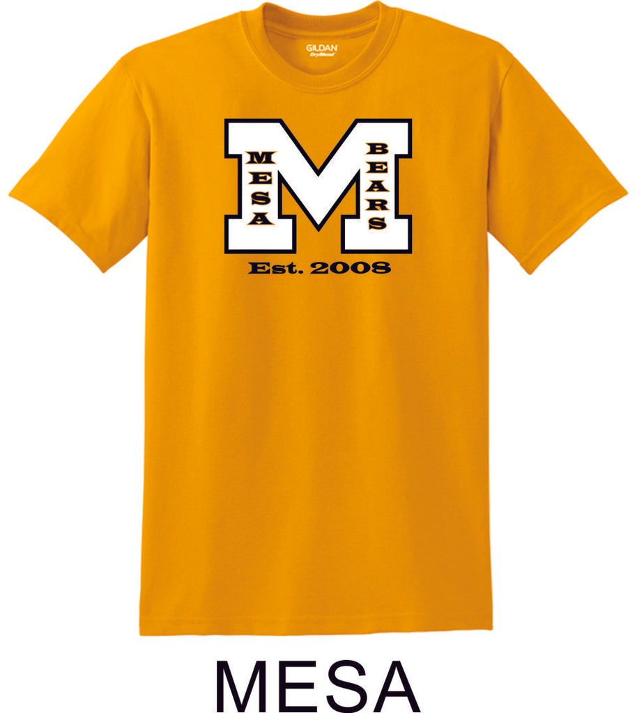 Mesa MS Basic Mesa  Tee- Matte or Glitter