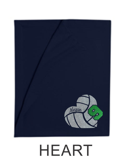 CVA Blanket in 4 Designs- Matte or Glitter