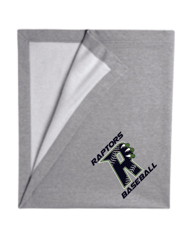 Raptors Claw Design Blanket- 4 Sports