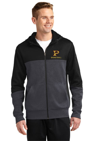 PHS Basketball Colorblock Performance Jacket