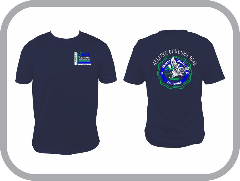 Oxnard College Learning Center Tees