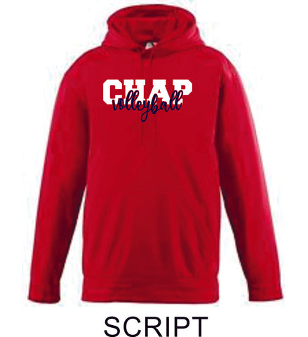 Chap Volleyball Performance Sweatshirt in 5 Designs