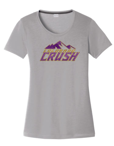 CO Crush Sport Tek Ladies Wicking Tee