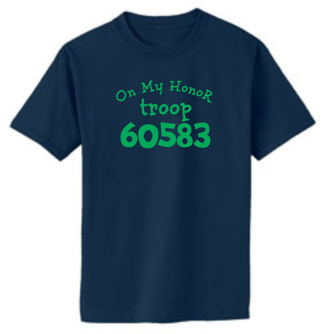 Troop Honor Basic Tee