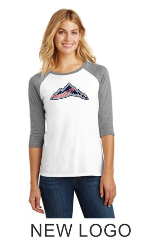 Magic Ladies Raglan- 3 designs- Matte or Glitter