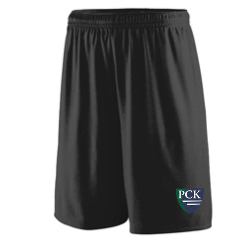 PCK Wicking Shorts with Pockets
