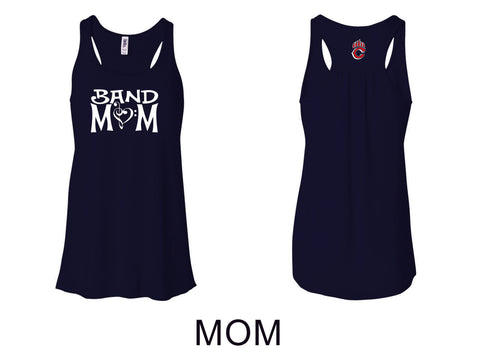 Chap Band Flowy Tank- 4 designs- Matte or Glitter