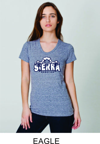 Sierra Customizable Track Tee- 4 designs