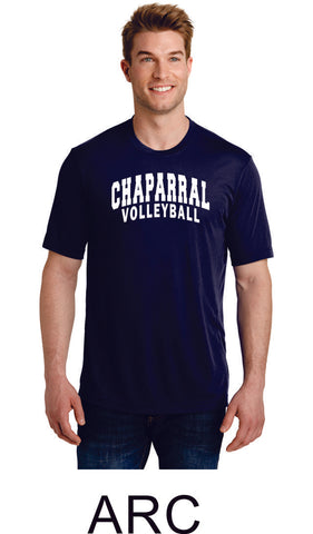 Chap Volleyball Sport-Tek Unisex Wicking Tee -5 designs