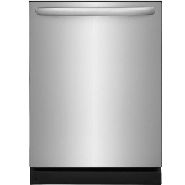 Frigidaire 54-Decibel Built-in Dishwasher (Easycare Stainless Steel)