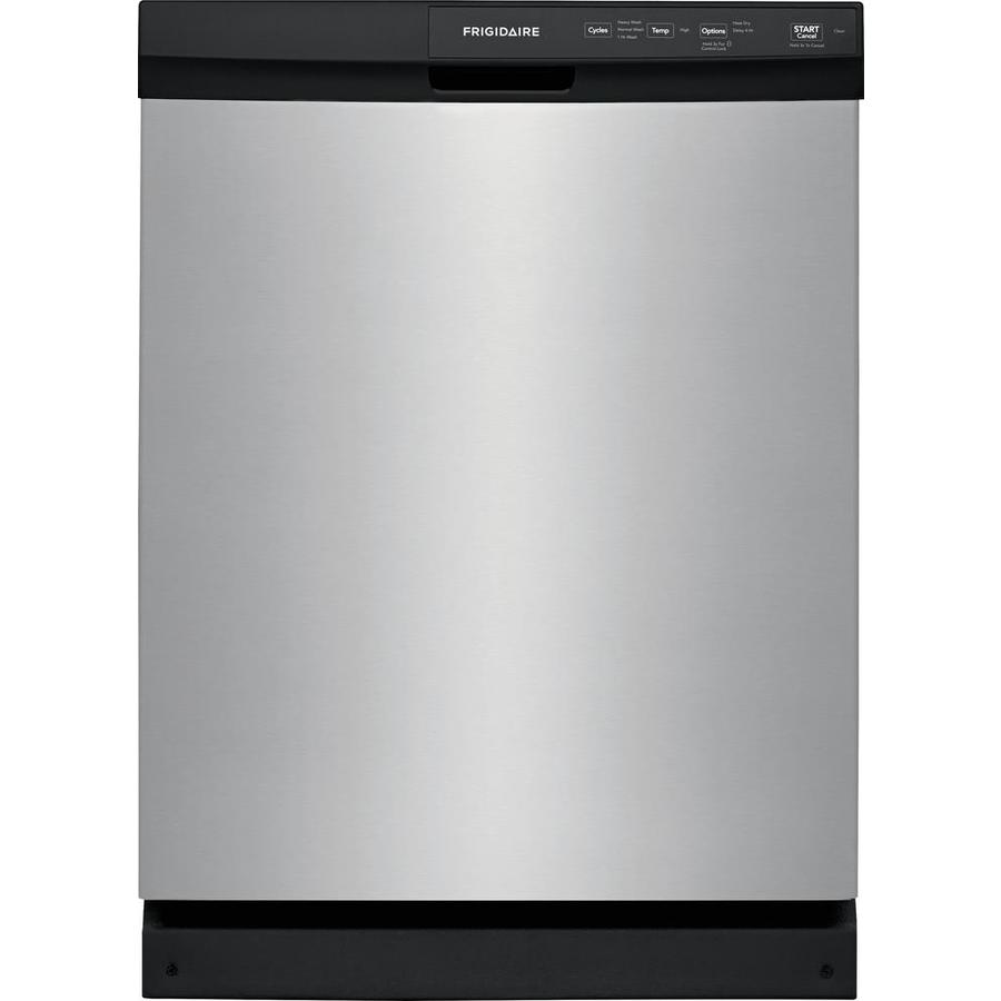 Frigidaire 24in Built-in Tall Tub Dishwasher (Stainless Steel)