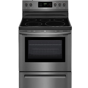 Frigidaire Smooth Surface Freestanding 5-Element 5.4-cu ft Self-cleaning Electric Range