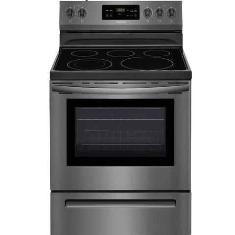 Frigidaire Smooth Surface Convection 5-Element Electric Range