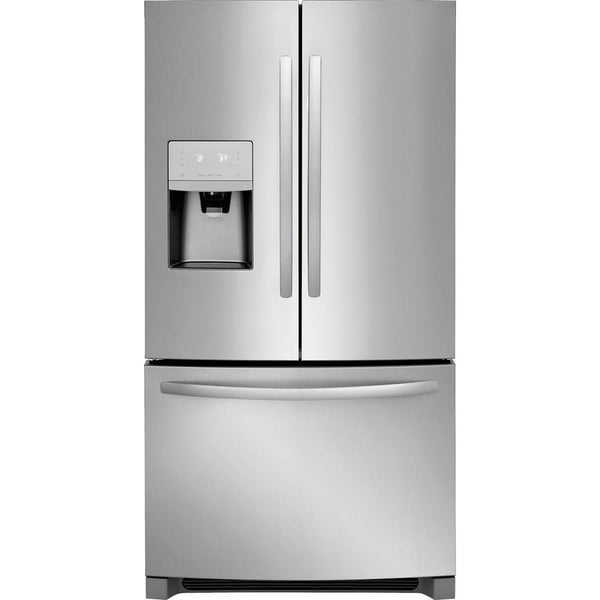 Frigidaire 26.8 cu. ft. French Door Refrigerator - Stainless Steel