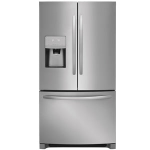 Frigidaire 26.8-cu ft French Door Refrigerator (EasyCare Stainless Steel)