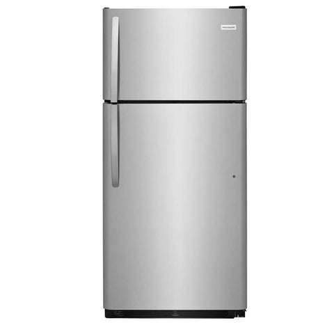 Frigidaire 18-cu ft Top-Freezer Refrigerator