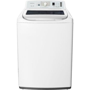 Insignia - 4.1 Cu. Ft. 11-Cycle High-Efficiency Top-Loading Washer - White