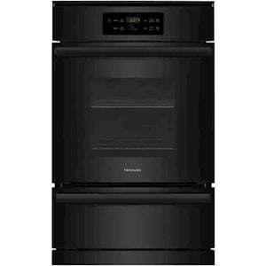 Frigidaire Black 24in Single Gas Wall Oven