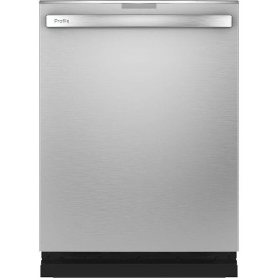 GE - Profile Series Hidden Control Built-In Dishwasher 45 dBA