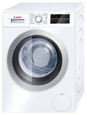 Bosch 2.2 cu ft Compact Washer White