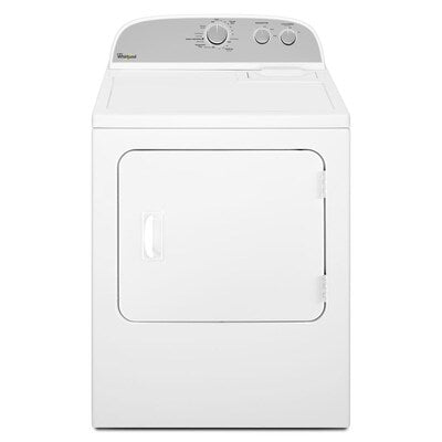 Whirlpool 7-cu ftElectric Dryer (White)