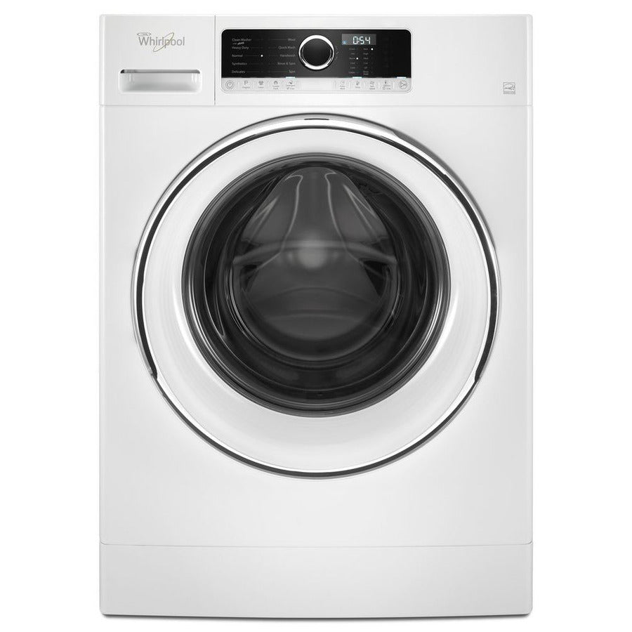 Whirlpool 2.3-cu ft High Efficiency Stackable Front-Load Washer (White) ENERGY STAR