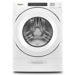 Whirlpool Load & Go 4.5-cu ft High Efficiency Stackable Front-Load Washer