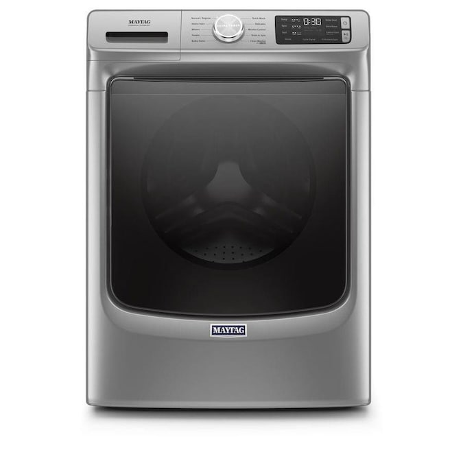 Maytag 4.5-cu ft Front Load Washer with 12-hr Fresh Spin